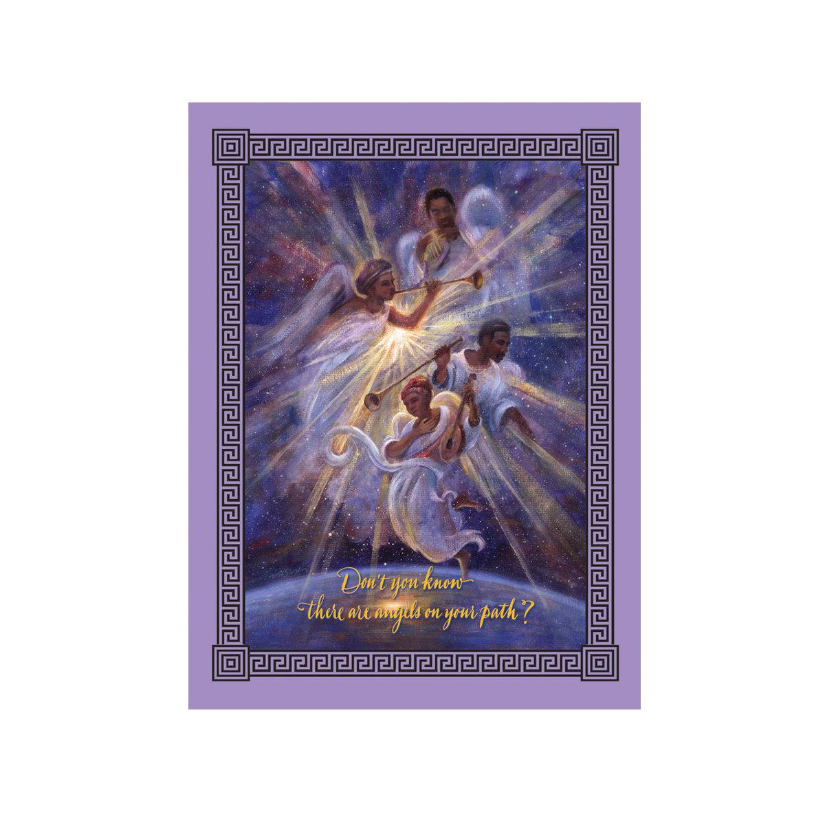 NUBIAN ANGELS
