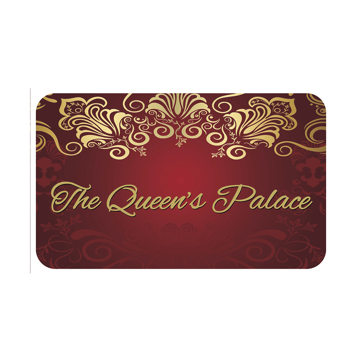 THE QUEEN'S PALACE