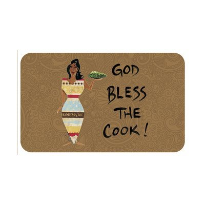 GOD BLESS THE COOK
