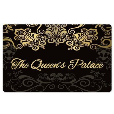BLACK THE QUEEN'S PALACE