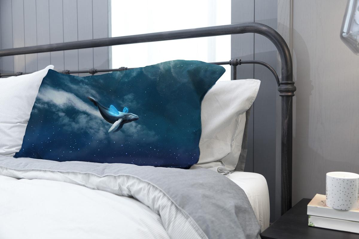 Weightless, SBBTO Pillow Case