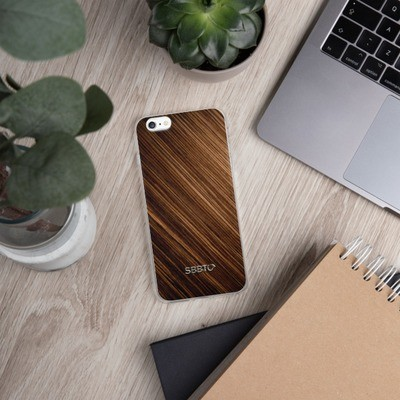 Wood Texture, SBBTO iPhone Case