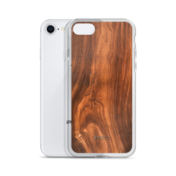 Natural Wood Texture, SBBTO iPhone Case 00073