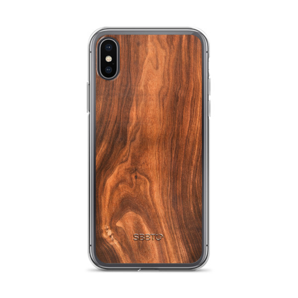 Natural Wood Texture, SBBTO iPhone Case