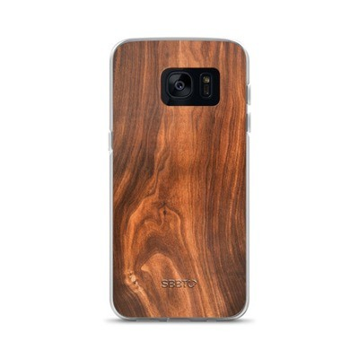 Natural Wood Texture, SBBTO Samsung Case