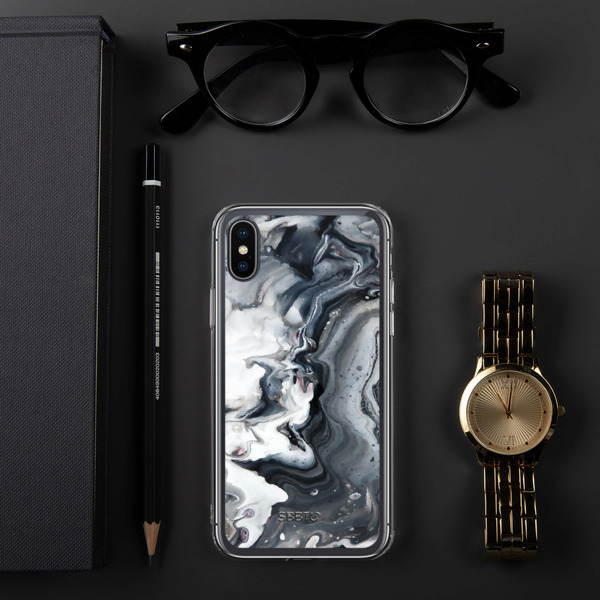 Marble Design, SBBTO iPhone Case 00075