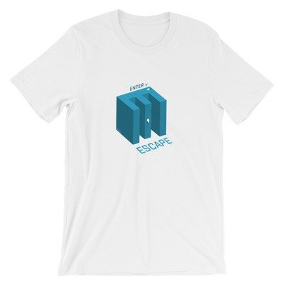 Enter Escape, E-Maze, SBBTO Unisex T-Shirt