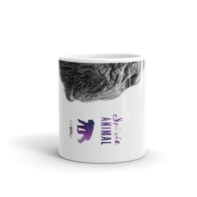 Ape Spirit Animal, SBBTO Mug