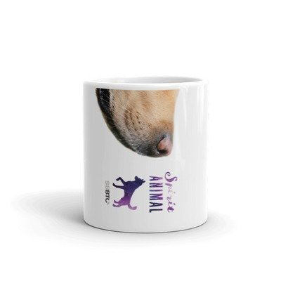 Dog Spirit Animal, SBBTO Mug