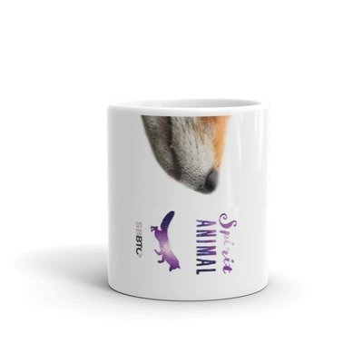 Fox Spirit Animal, SBBTO Mug