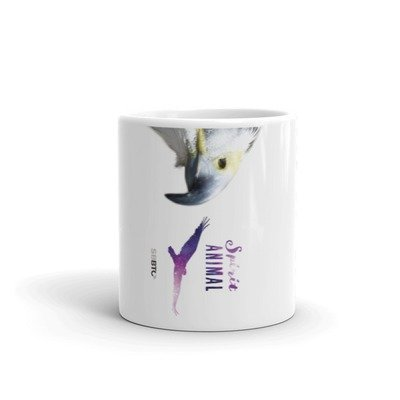 Hawk Spirit Animal, SBBTO Mug