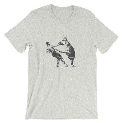 Vintage Boxing Kangaroo, SBBTO Unisex T-Shirt