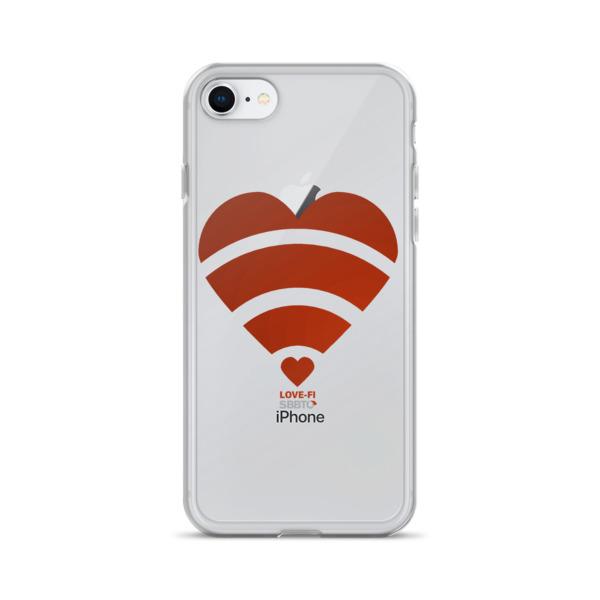 Love-Fi, Heart, SBBTO iPhone Case 00048