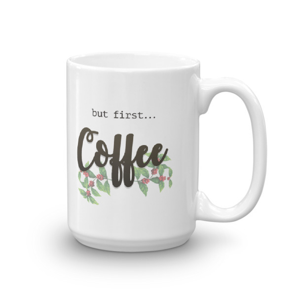 But first...Coffee, SBBTO Mug