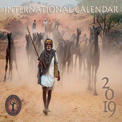 2019 Peace Corps Calendars
