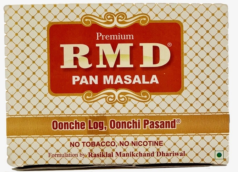 RMD Pan Masala
