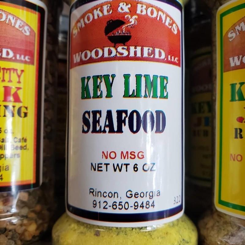Sbw Key Lime Seafood