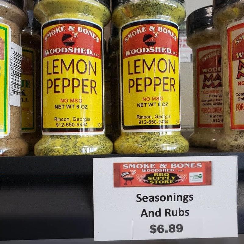 Sbw Lemon Pepper
