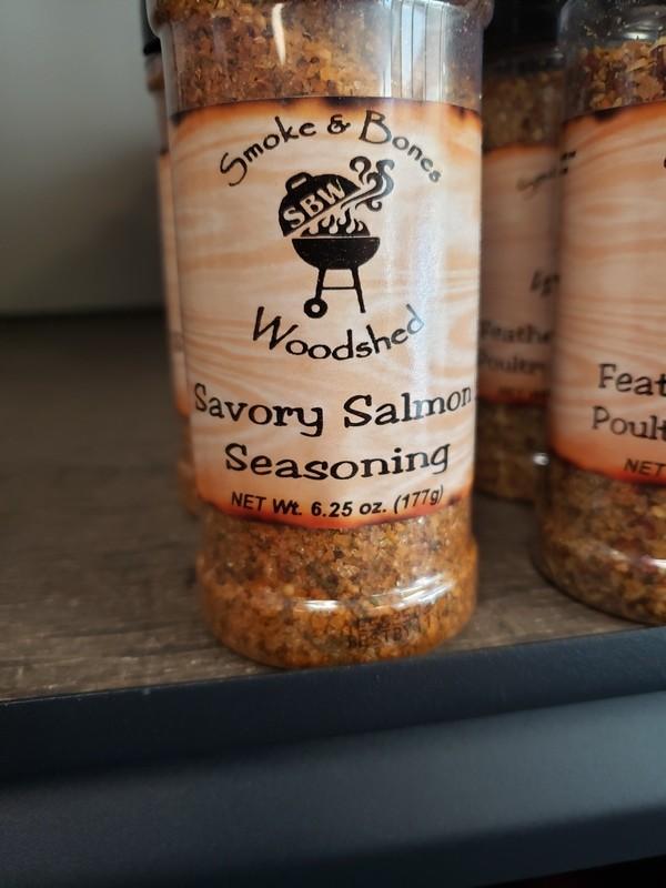Sbw Savory Salmon Seasoning