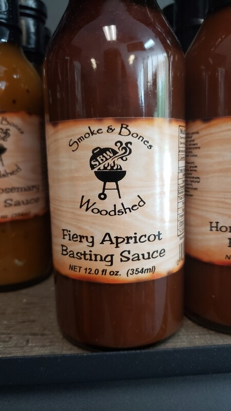 SBW, Fiery Apricot Basting Sauce