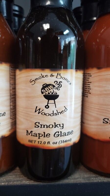 SBW, Smoky Maple Glaze