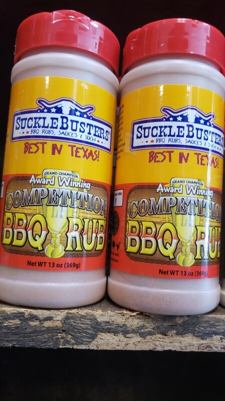 Suckle Busters Competition Rub 13.5oz