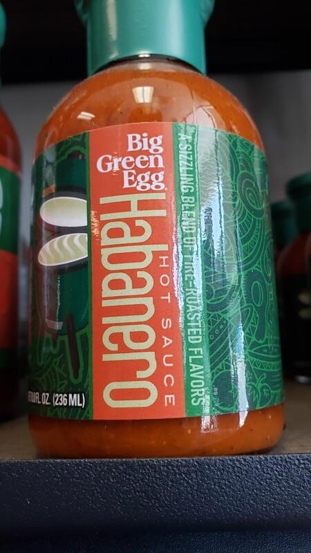 Habanero Hot Sauce BGE
