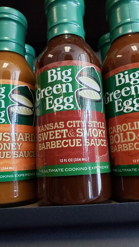 Kansas City Sweet & Smokey BGE