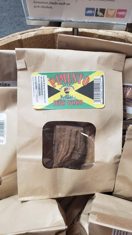 Wood, Pimento Chunk 1lb bag