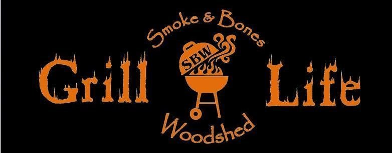 SBW, Grill Life Auto Decal