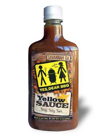 Yes, Dear BBQ - Yellow Sauce
