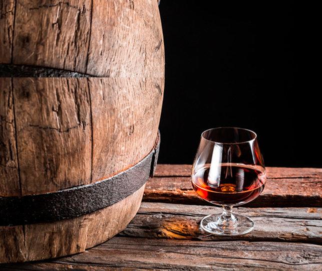 Wood, Brandy Barrel Chunk 1lb