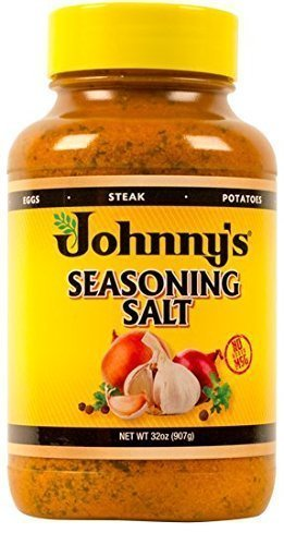 Johnny's Seasoning Salt 32oz
