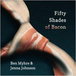 Book, Fifty Shades Bacon