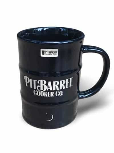 Pit Barrel, Coffee Cup