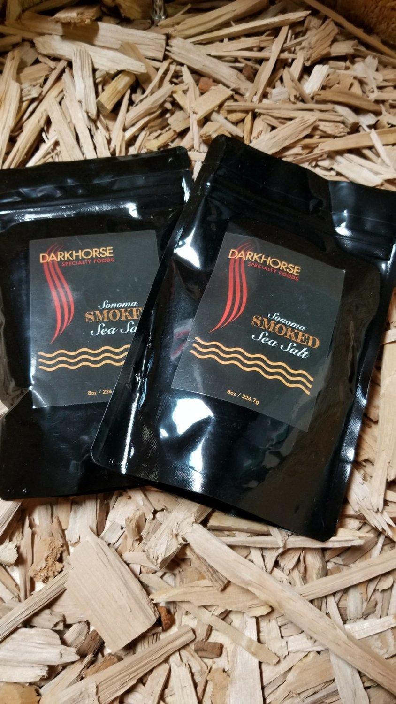 Darkhorse, Smoked Sea Salt 8oz