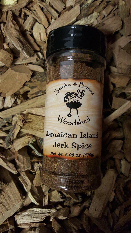 SBW, Jamaican Island Jerk Spice 6oz