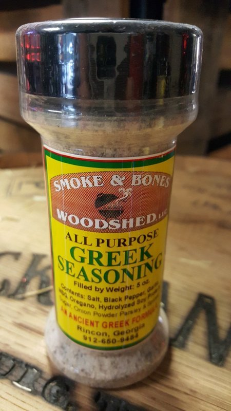 SBW, Greek Seasoning 5oz