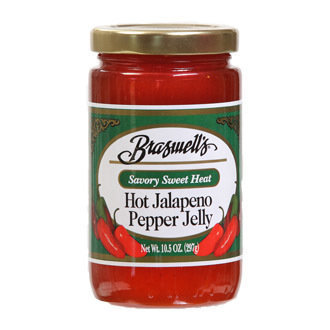 SBW, Jalapeño Pepper Jelly (Red) 10.5oz
