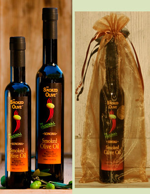 Sonoma Smoked Olive Oil 12.68oz
