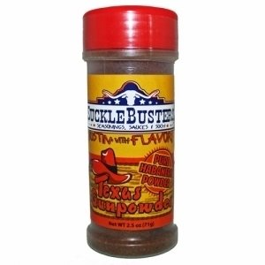 Suckle Busters, Texas Gunpowder Habanero Rub 4oz