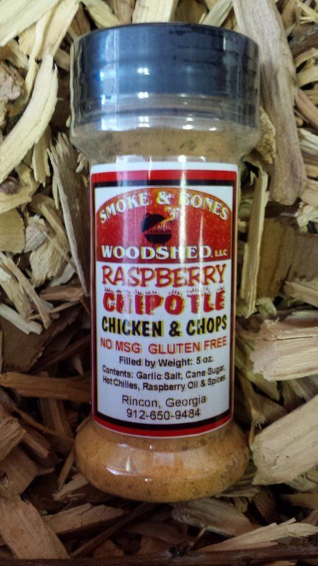 SBW, Raspberry Chipotle Seasoning 5oz