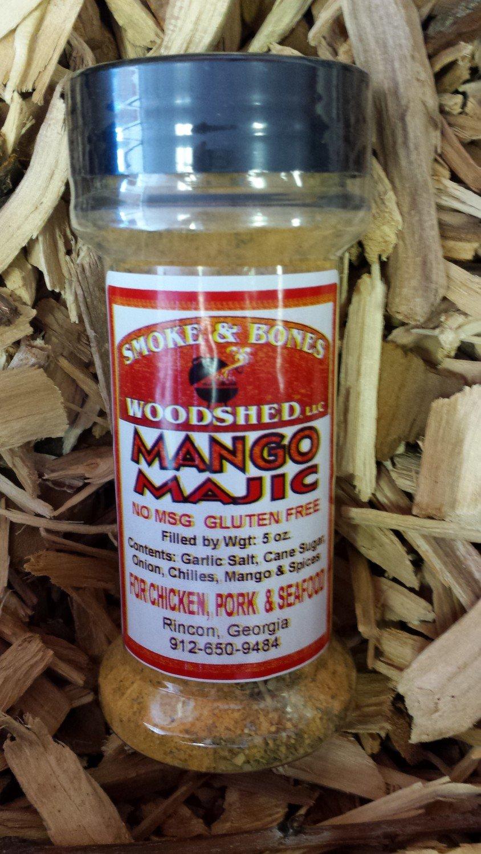SBW, Mango Majic Seasoning 5 Oz