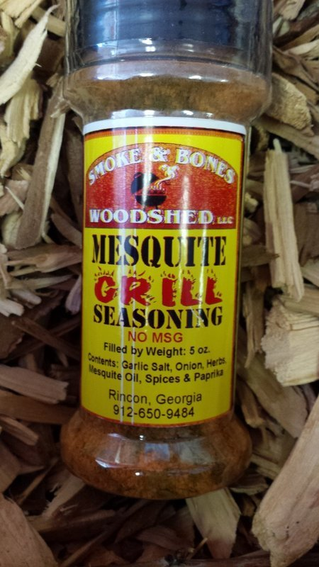 SBW, Mesquite Grill Rub 5oz