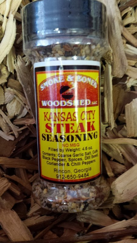 SBW, Kansas City Steak Seasoning  5oz