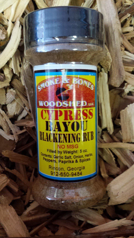 SBW Cypress Blackening Rub