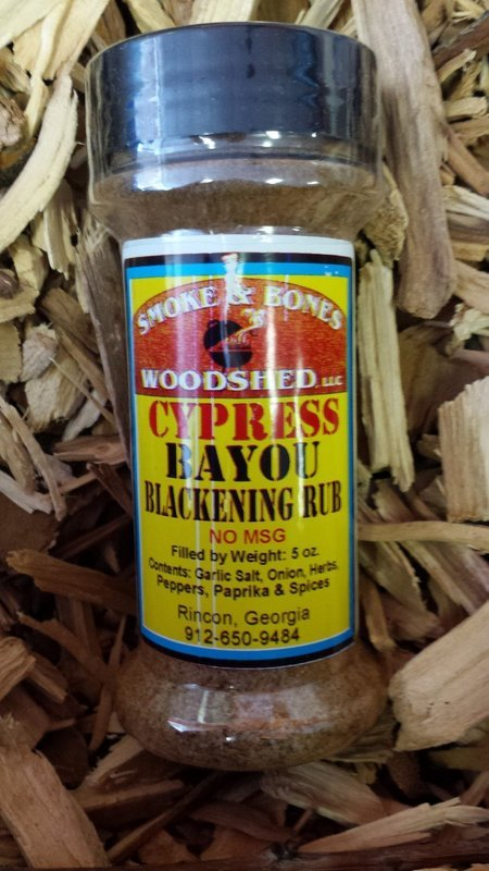 SBW Cypress Blackening Rub