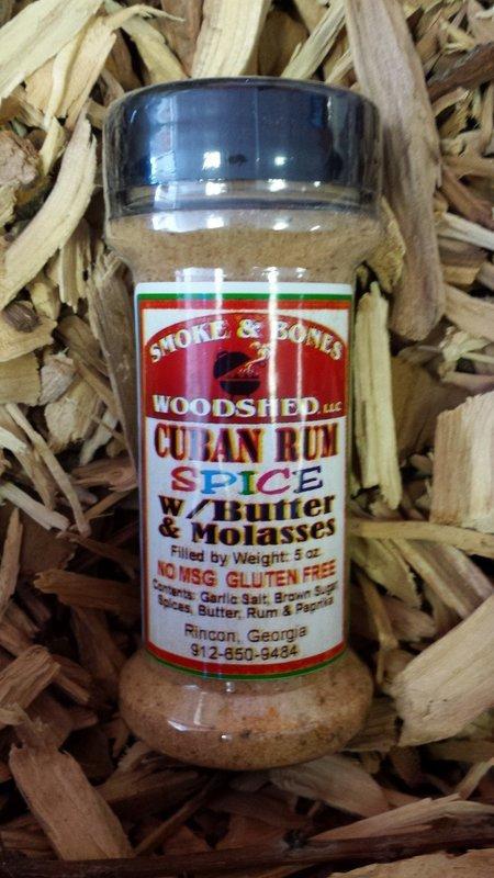 SBW, Cuban Rum Spice 5oz