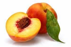 """Wood, Peach Split 6"""" 5lb"""