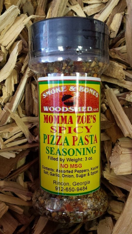 SBW, Momma Zoes  Pizza & Pasta Seasoning 4oz